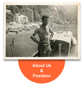 About Us and Positano